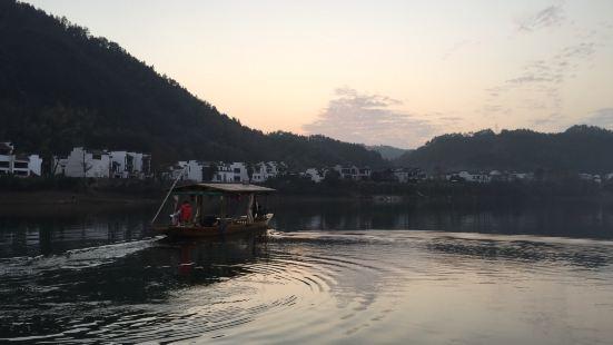 漁梁壩和漁梁古鎮