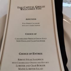 The Capital Grille User Photo
