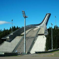 霍爾門考倫滑雪跳台用戶圖片