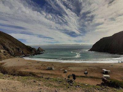 Docas beach