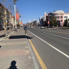 싱안 국경 여행 사진