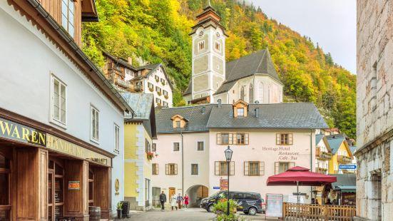 Pfarrkirche und Beinhaus