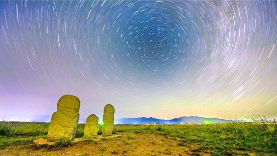 草原石人風景區
