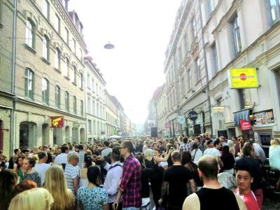 Andra Långgatan 街