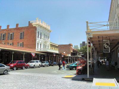 Old Sacramento Historic Foundation