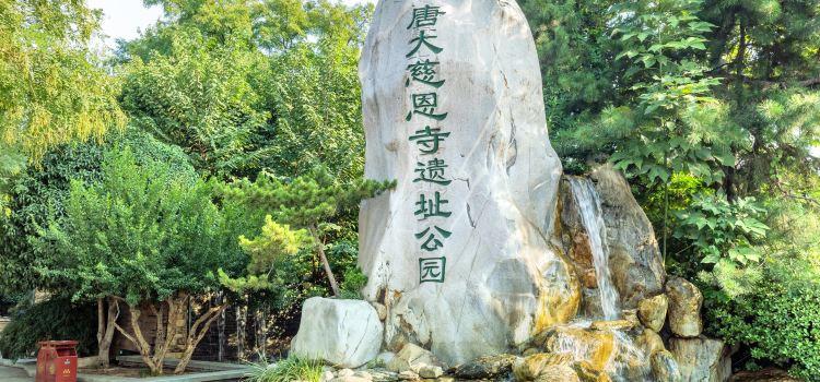 Tangda Ci'ensi Relic Site Park (South Gate)