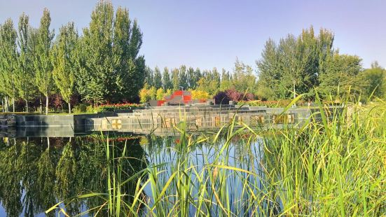 敕勒川公園