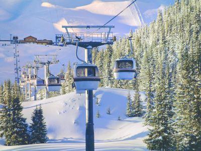 穀雪維爾滑雪場