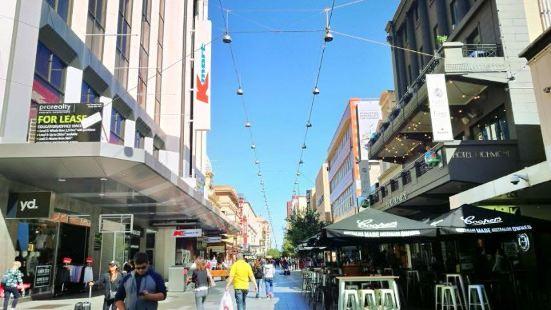 藍道購物街