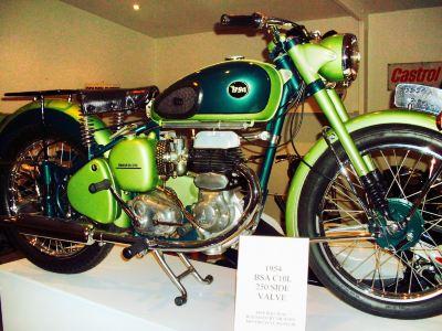 Bicheno's Motorcycle Museum & Restoration