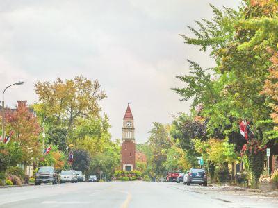 尼亞加拉湖濱鎮