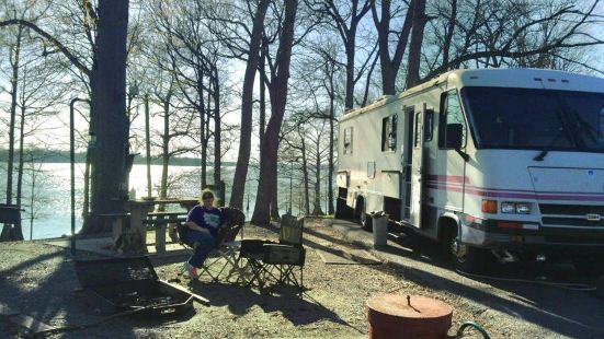 Lake Chicot State Park
