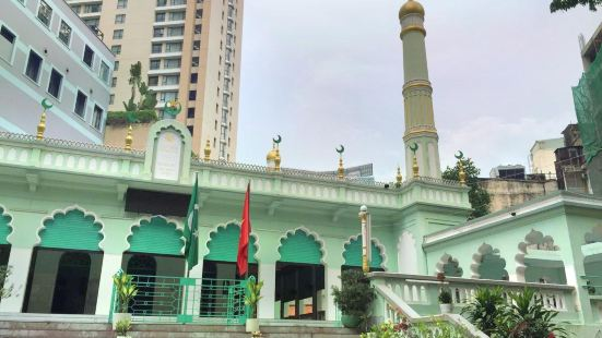 Saigon Central Mosque