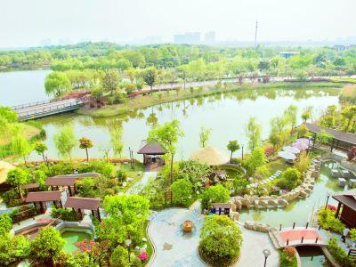 Tiande Lake Hot Spring