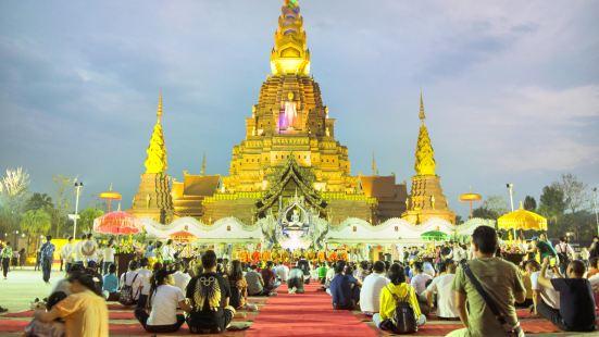 Jinghong Golden Pagoda