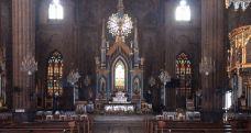 圣萨巴斯第安教堂-马尼拉-小小呆60