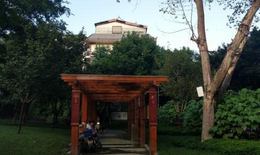衣冠廟小遊園