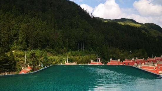 톈어바오(천아보) 온천