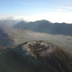 브로모 화산 여행 사진