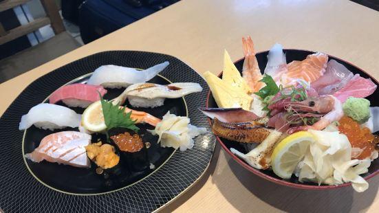 Fish Market and Sushi Ebisu Sannomiyahigashi