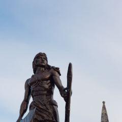 라푸라푸 기념비 여행 사진