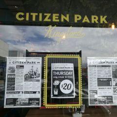 Citizen Park User Photo