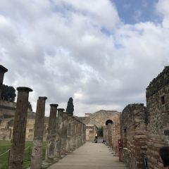 The Ancient City of Pompeii User Photo