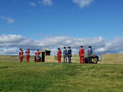 Fortress Louisbourg National Historic Site