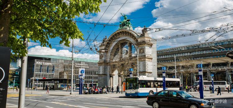 盧塞恩火車站3