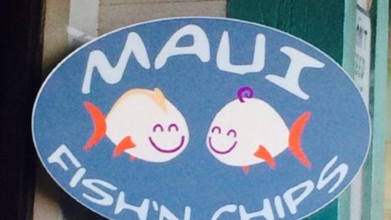 Maui Fish'n Chips