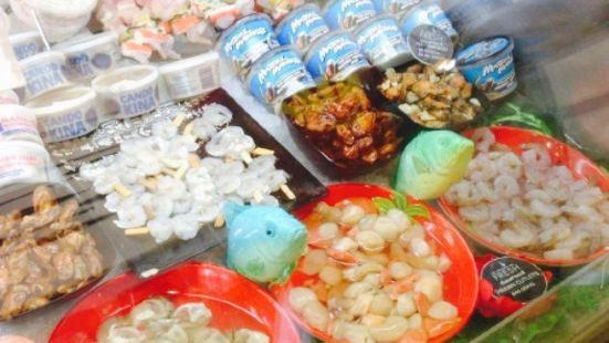 Te Arawa Fresh Seafood