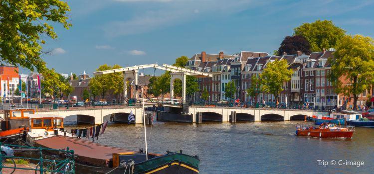 Magere Brug (Skinny Bridge)