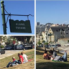 Alamo Square Park User Photo