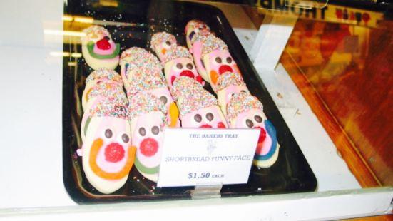 Baker's Tray