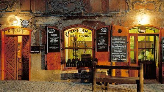 Restaurant Na louzi