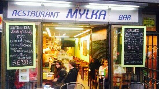Bar Mylka