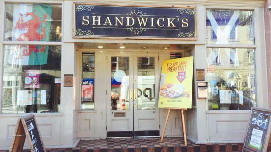 Shandwick's - Edinburgh