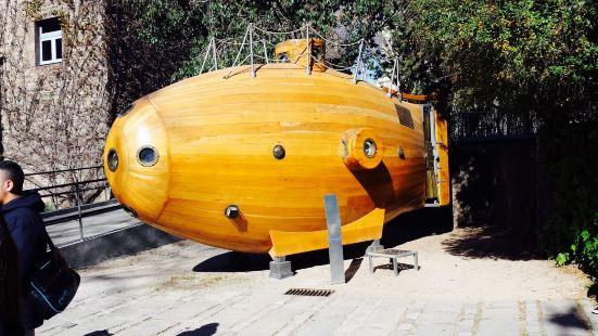 Museo Maritim de Barcelona - Lonja de San Cristobal
