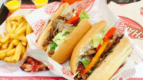 Charley's Philly Steaks - The Dubai Mall Food Court