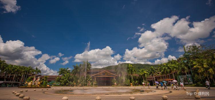 Yanoda Rainforest Cultural Tourism Zone1