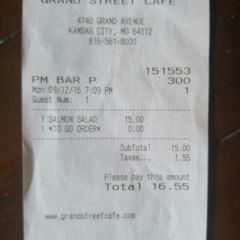 Grand Street Cafe用戶圖片