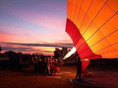 Angkor Hot Air Balloon