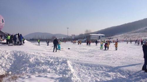 롄화산 스키장