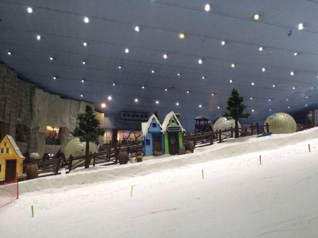 스키 두바이