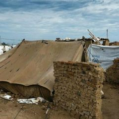 Afghanistan Refugee Camp User Photo