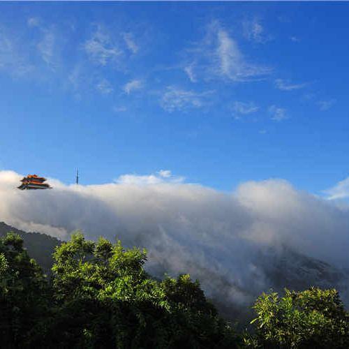沂蒙山旅遊區沂山景區