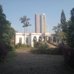 까사 정원 여행 사진