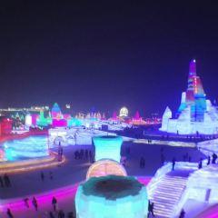 哈爾濱冰雪大世界用戶圖片