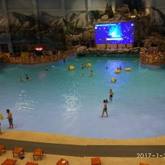 Changbai Mountain Wanda Water Park User Photo