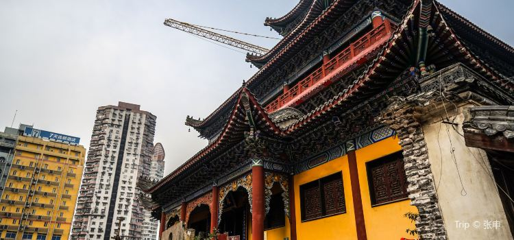 Luohan Temple1